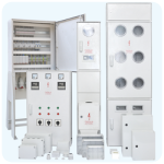 Modular Measuring Distribution Cabinets