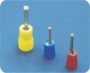 PIN TYPE INSULATED CABLE TERMINALS