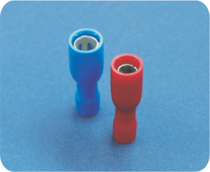 FULLY INSULATED MULTI-WIRE CONNECTOR - FEMALE