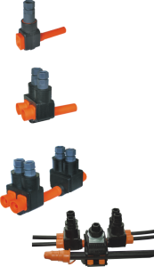 ADAPTER FOR INSULATED WATERPROOF CONNECTING CLAMP FIDOS 50-150/50-150