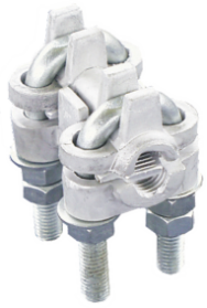ALUMINUM SERRATED CLAMP