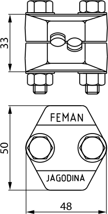 FEFIX clamp