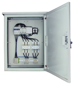 CIRCUIT BOXES FOR PUBLIC LIGHTING
