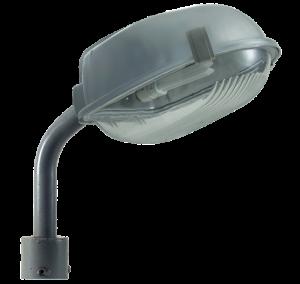 FLUORESCENT STREET LAMP 2x11-18W