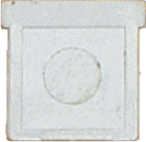 PARTITION PLATE FOR TERMINAL BLOCKS